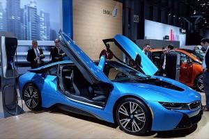 BMW isyaratkan mobil listrik baru