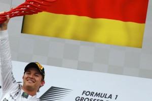 Nico Rosberg kembali kuasai latihan bebas F1 GP Jerman