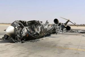 Libya hampir masuk ke konflik berkepanjangan