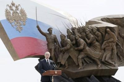 Rusia dan NATO siap bertarung terkait Ukraina
