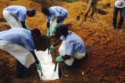 Sierra Leone catat 130 kasus Ebola baru dalam tiga hari