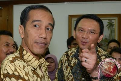 Ahok lampaui popularitas Jokowi di Twitter