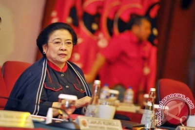 A surprise for Megawati Soekarnoputri