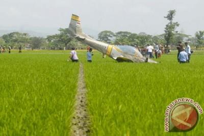 Pesawat latih jatuh di Sumenep, tewaskan pilot