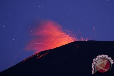 Gunung Slamet diperkirakan bentuk kubah lava baru