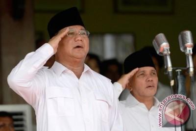 Prabowo akan pimpin penghormatan terakhir almarhum Suhardi