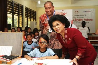 Satu hati berbagi untuk Indonesia 2014