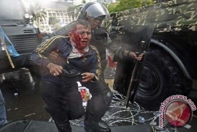 Kapolda Metro Jaya: Tidak ada korban jiwa dalam unjukrasa MK