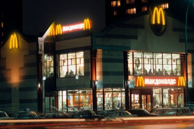 Russia shuts four Moscow McDonald`s amid tensions with West