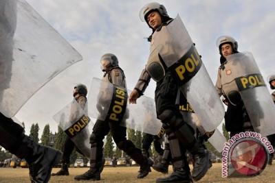 Kantor Jokowi dijaga 427 polisi