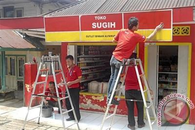 Bantu pedagang tradisional, Alfamart menjalankan program warung binaan di sekitar toko