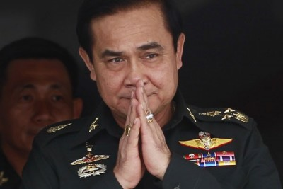 "Thailand larang berpendapat ""kasar"" jelang referendum"