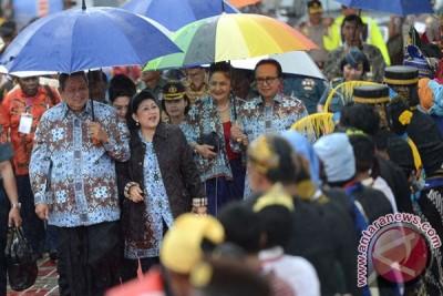 Presiden berharap Papua damai dan sejahtera