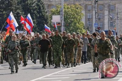 Korban tewas dalam konflik Ukraina hampir 2.600 orang