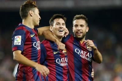 Orellana dan Messi pencetak gol terbanyak La Liga