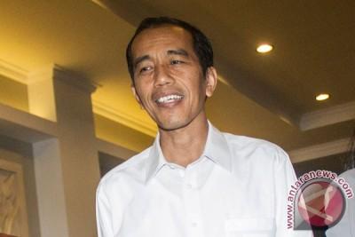 Jokowi gunakan kendaraan kepresidenan di Bali