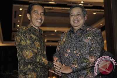 SBY Bertemu Jokowi
