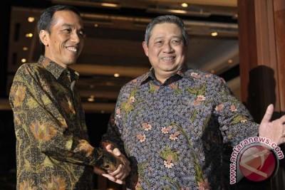 Pertemuan SBY-Jokowi buka lembaran baru politik nasional