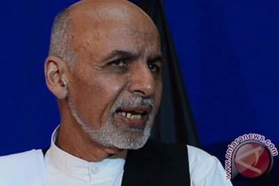 Komisi pemilu umumkan Ghani Presiden Afghanistan mendatang
