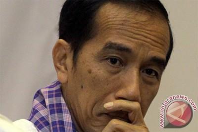 Jokowi sayangkan tak ada mobil Indonesia di IIMS
