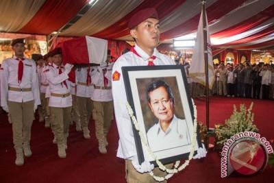 Ketua Umum Gerindra Wafat