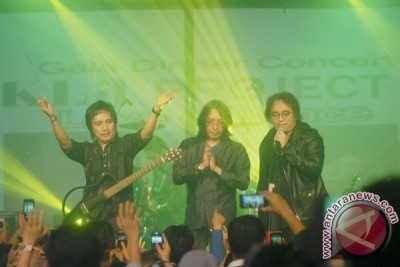 Konser KLA Project