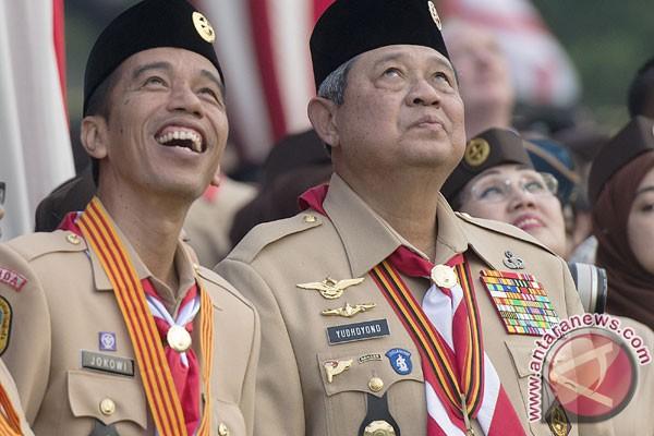 Jokowi optimistis pada target pertumbuhan 5,6 persen