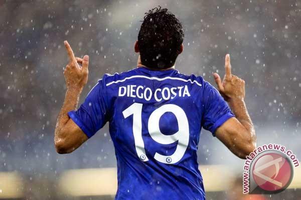 Diego Costa absen lawan Manchester City