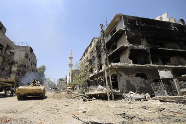 AS tak berniat berkoordinasi dengan Suriah serang ISIS