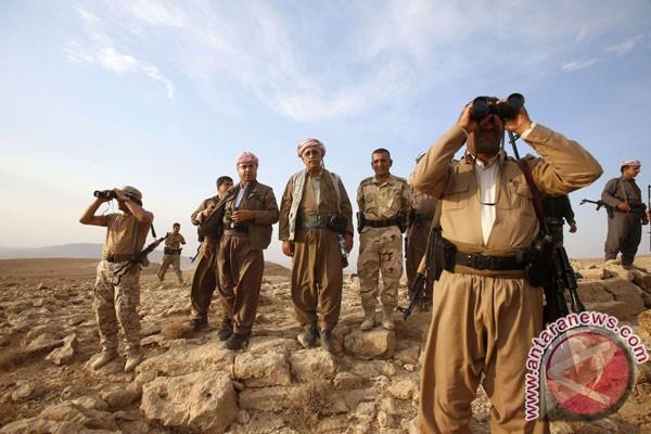 Bom tewaskan 13 pejuang Kurdi dalam operasi anti-ISIS