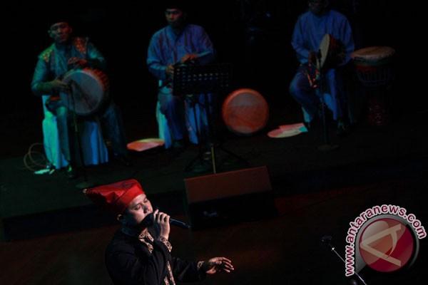 jakarta melayu festival 2016 berlangsung meriah antara news