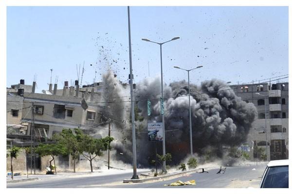 Palestina tolak lucuti senjata Hamas