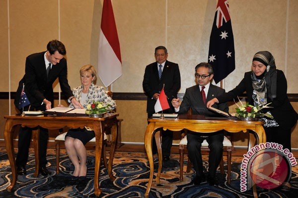 Indonesia-Australia sepakati kerja sama intelijen