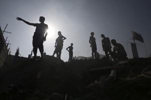 Dua-pertiga pengungsi Palestina di tepi barat-jalur Gaza menganggur