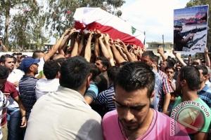 Dua orang cedera menyusul tembakan ke kamp pengungsi Lebanon