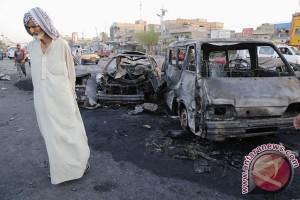 10 orang tewas dalam ledakan bom mobil di Baghdad Timur