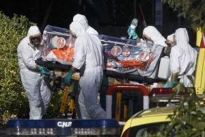 Ratusan orang di Guinea divaksin ebola