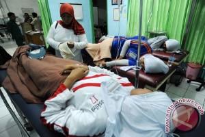 Belasan peserta MTQ XXVI diduga keracunan makanan