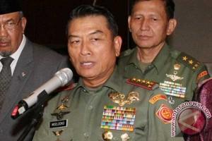 Panglima TNI akui ada kemerosotan displin prajurit