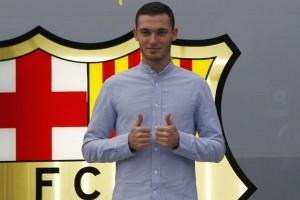 Barcelona benarkan Vermaelen tes kesehatan di Roma