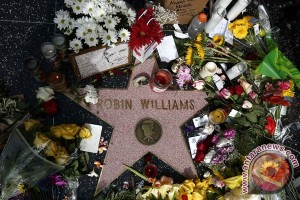 Abu Robin Williams ditebar di teluk San Francisco