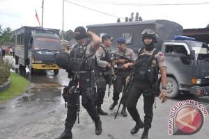 Kapolda tinjau lokasi kerusuhan Lampung Utara