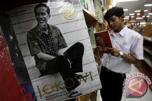 Penjualan Buku Jokowi