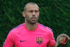 Barcelona ingin pertahanan Mascherano