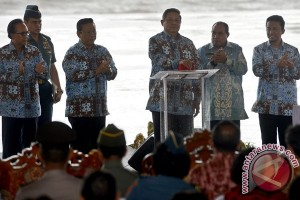 Presiden inginkan Jokowi bangun semua daerah