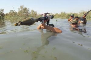 Jerman akan kirim senjata cukup untuk 4.000 pejuang Kurdi
