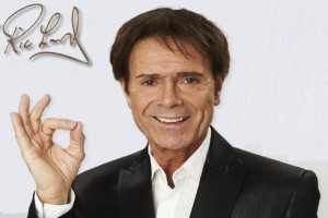 british singer Cliff Richard interviewed by police
