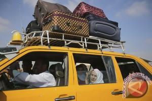 630 warga Gaza masuk Mesir saat Rafah dibuka dua hari