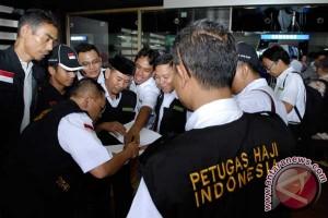419 petugas haji siap diberangkatkan ke Makkah