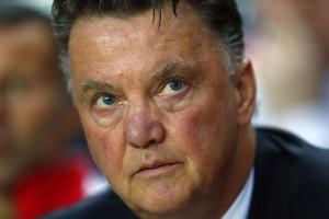 Louis van Gaal meredam murka fans Manchester United